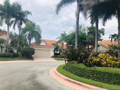 Weston Single Family Home For Sale: 2615 Oakmont