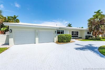 Fort Lauderdale Single Family Home For Sale: 2632 NE 26th Ave