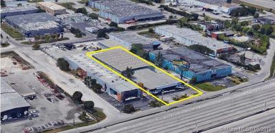 Doral Commercial For Sale: 3500 NW 77th Ct