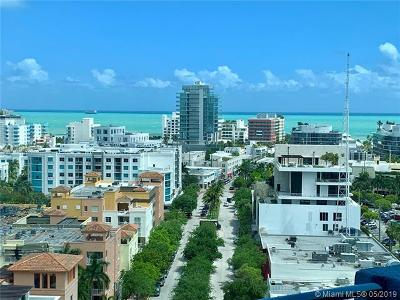 Miami Beach Condo For Sale: 90 Alton Rd #1603