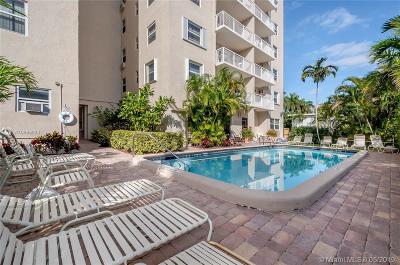 Fort Lauderdale Condo For Sale: 720 Orton Ave #203