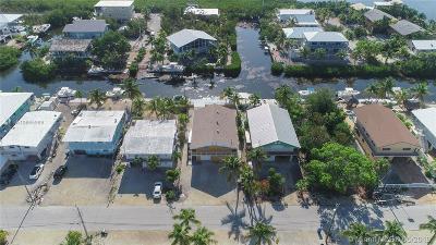 Monroe County Single Family Home For Sale: 612 La Paloma Rd