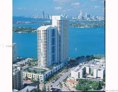 Miami Beach Rental For Rent: 1330 West Ave #2507