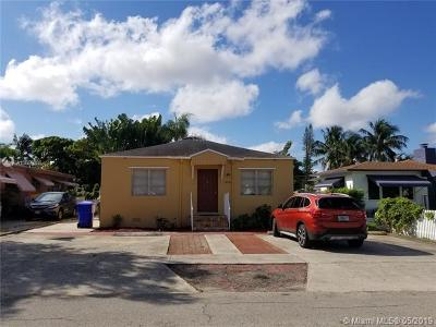 Hollywood Multi Family Home For Sale: 2526 Taylor St