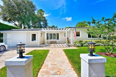 Coral Gables Single Family Home For Sale: 625 Puerta Ave