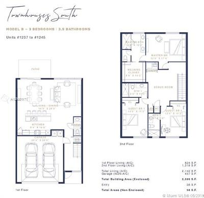 Fort Lauderdale Condo For Sale: 1298 NE 18th Ave #1237