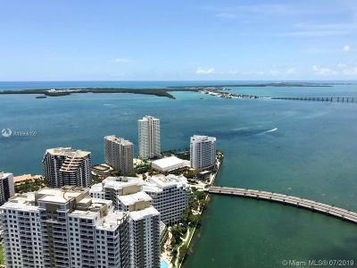 Brickell Condo For Sale: 465 Brickell Ave #5501