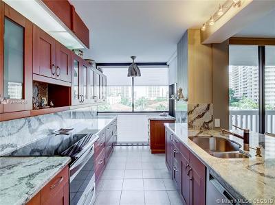 Aventura Condo For Sale: 1000 Island Blvd #608