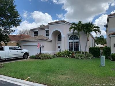 Parkland Single Family Home For Sale: 7886 NW 62nd Way