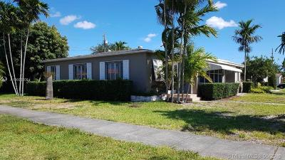 Miami Single Family Home For Sale: 1001 SW 72nd Ave