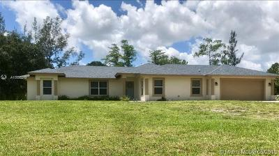 Loxahatchee Single Family Home For Sale: 16882 W Pleasure Dr