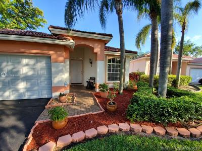 Margate Single Family Home For Sale: 2800 NW 75th Ter