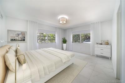 Coral Gables Condo For Sale: 1239 Mariposa Ave #2