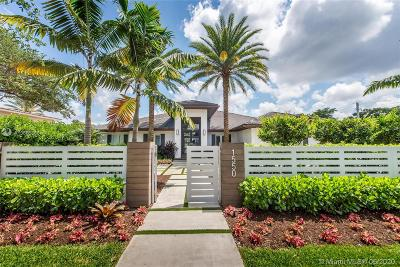 Coral Gables Single Family Home For Sale: 1550 Salvatierra Dr