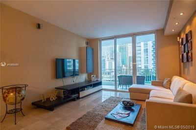 Condo For Sale: 801 Brickell Key Blvd #806