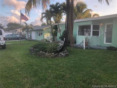 Miramar Single Family Home For Sale: 1900 SW 98th Ave