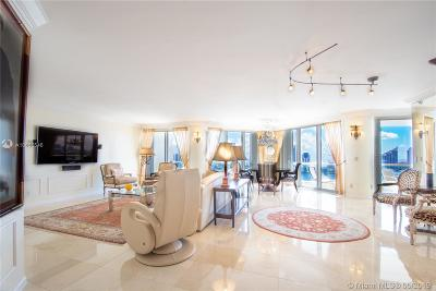 Aventura Condo For Sale: 7000 Island Blvd #2604