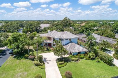 Jupiter Single Family Home For Sale: 18216 SE Ridgeview Dr