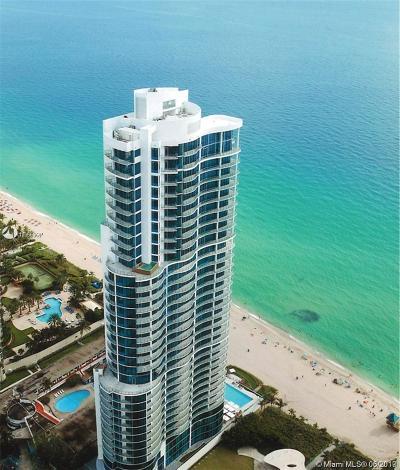 Miami-Dade County Condo For Sale: 17475 Collins Ave #3101