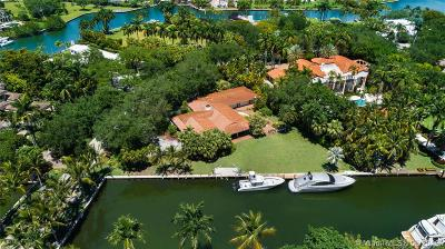 Coconut Grove, Coral Gables, Fisher Island, Key Biscayne, Miami Beach Single Family Home For Sale: 650 Leucadendra Dr