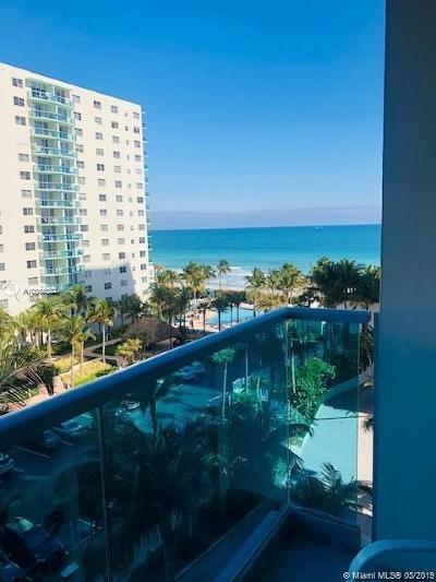 Hollywood Condo For Sale: 4001 S Ocean Drive #11 C
