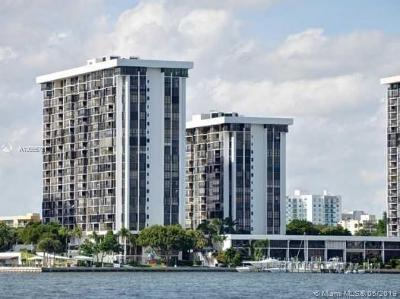 Miami Rental For Rent: 1901 Brickell Ave #B1007