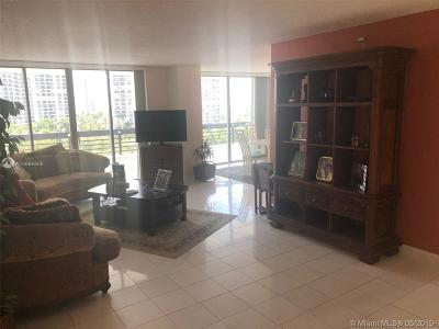 Aventura Condo For Sale: 3500 Mystic Pointe Dr #808