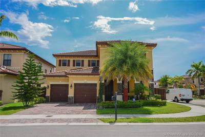 Doral Single Family Home For Sale: 8875 NW 99th Ct