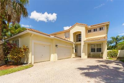 Coral Springs Single Family Home For Sale: 5435 NW 121st Ave