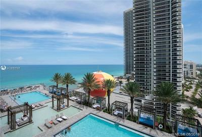 Hollywood Condo For Sale: 4111 S Ocean Dr #1109
