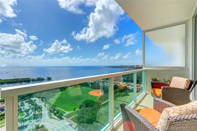 Coconut Grove Condo For Sale: 2889 McFarlane Rd #2114