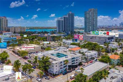Miami Beach Commercial For Sale: 900 6th St #32