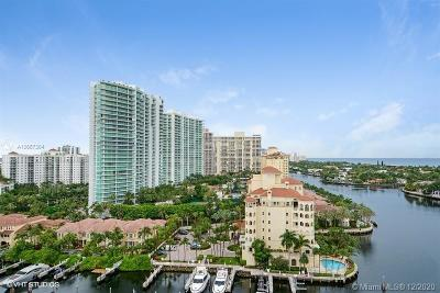 Aventura Condo For Sale: 19707 Turnberry Way #17B