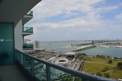 900 Biscayne, 900 Biscayne Bay, 900 Biscayne Bay Condo Rental For Rent: 900 Biscayne Blvd #3309