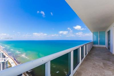 Hallandale Rental For Rent: 1830 S Ocean Dr #5111