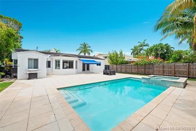 La Gorce Single Family Home For Sale: 5435 La Gorce Dr