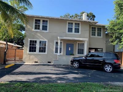 Miami Multi Family Home For Sale: 2736 SW 10 Terrace