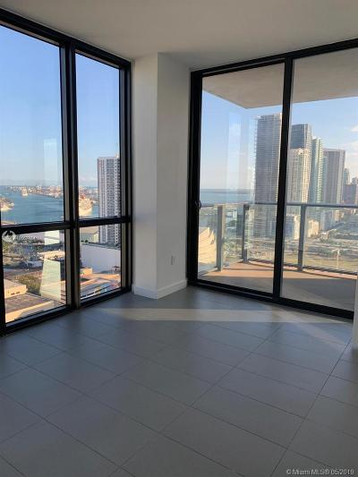 Miami Condo For Sale: 1600 NE 1st #2906