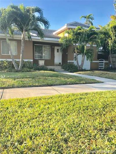 Miami Beach Single Family Home For Sale: 1300 Daytonia Rd