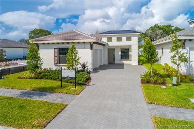 West Palm Beach Single Family Home For Sale: 2928 Gin Berry Way
