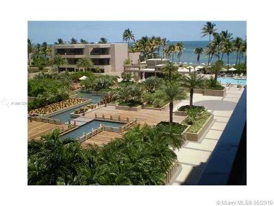 Key Biscayne Condo For Sale: 201 Crandon Blvd #436