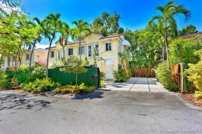 Miami Single Family Home For Sale: 3104 Jackson Ave