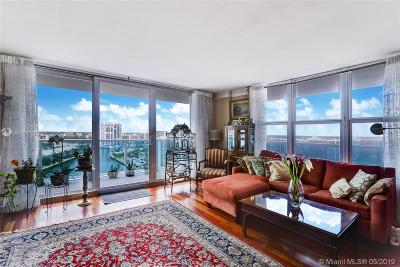 Hollywood Condo For Sale: 3800 S Ocean Dr #1421