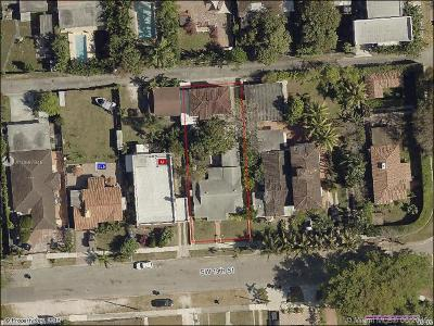 Shenandoah Multi Family Home For Sale: 1623-25-27 SW 19 Street