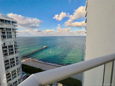 Sunny Isles Beach Rental For Rent: 16445 Collins Ave #2524