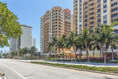 Fort Lauderdale Condo For Sale: 2001 N Ocean Blvd #1505
