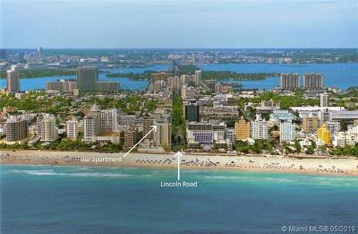 Decoplaage, Decoplage, Decoplage Condo, Decoplage Condominium, The Deco Plage Condo, The Decoplage, The Decoplage Condo, The Decoplage Condominium Rental For Rent: 100 Lincoln Rd #1642