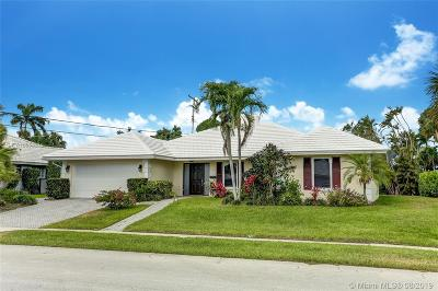 Boca Raton Single Family Home For Sale: 1247 SW Mulberry Way