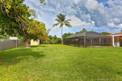 Pinecrest Single Family Home For Sale: 7425 SW 118th Street