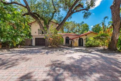 Fort Lauderdale Single Family Home Active With Contract: 2454 SW 30th Ter